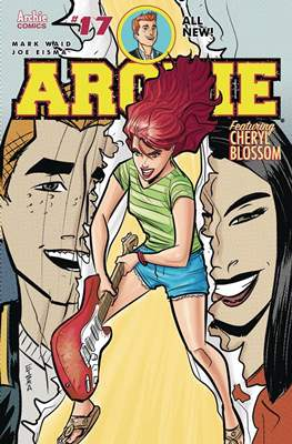 Archie (2015-) (Comic Book) #17