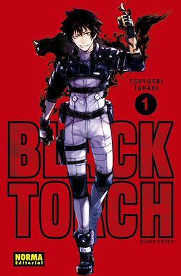 Black Torch (Rústica con sobrecubierta) #1