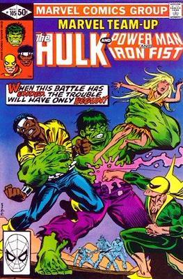 Marvel Team-Up Vol. 1 (Comic-Book) #105