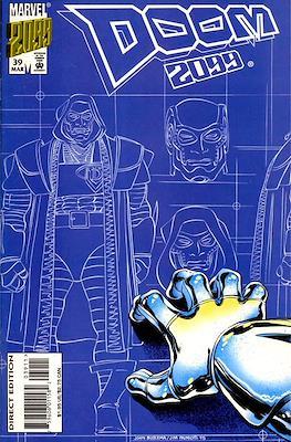 Doom 2099 (1996). AD (Grapa. 17x26. 24 páginas. Color.) #10