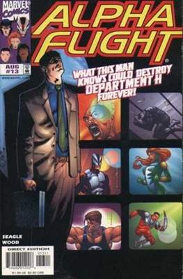 Alpha Flight Vol. 2 (1997-1999) #13