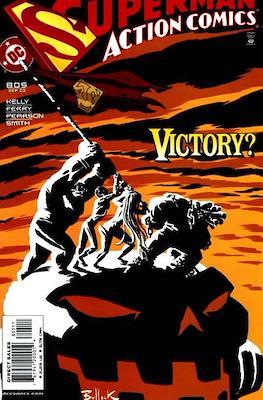 Action Comics Vol. 1 (1938-2011; 2016-) (Comic Book) #805