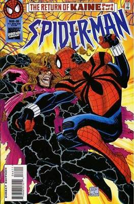 Spider-Man (Vol. 1 1990-2000) (Comic Book) #66
