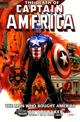 The Death of Captain America (Hardcover) #3