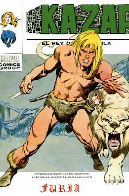 Ka-Zar (1973-1974) (Rústica 128 pp) #1