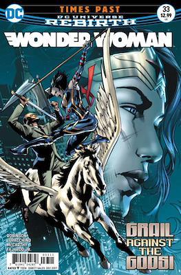 Wonder Woman Vol. 5 (2016-) (Comic book) #33