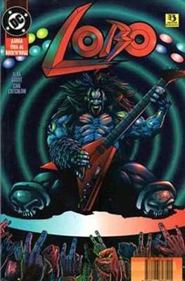 Lobo. Larga vida al rock`n roll