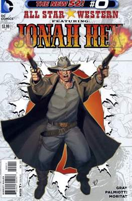 All Star Western Vol. 3 (2011-2014) (Comic-book) #0