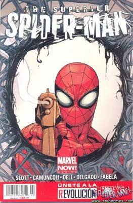 The Superior Spider-Man (Grapa) #3