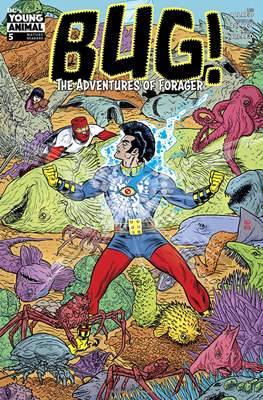 Bug! The Adventures of Forager (Comic-book) #5