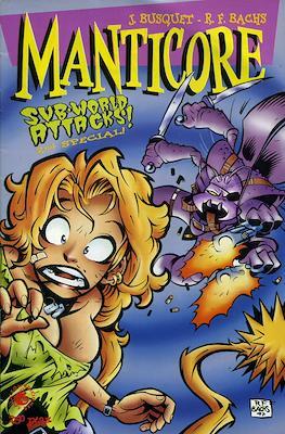 Manticore (Grapa, 28 páginas (1996-1998)) #2