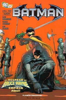 Batman (2007-2012) (Grapa. 48 pp) #39