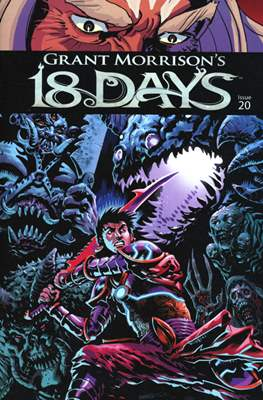 Grant Morrison's 18 Days (Comic-book) #20