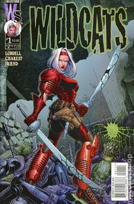 Wildcats Vol. 2 (1999-2001 Variant Cover)