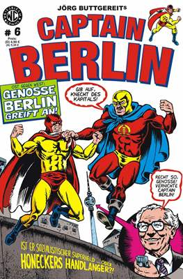Captain Berlin #6