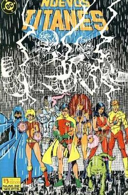 Nuevos Titanes Vol. 1 (1984-1988) #32