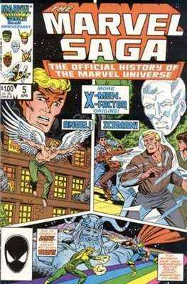 Marvel Saga (Comic-book.) #5
