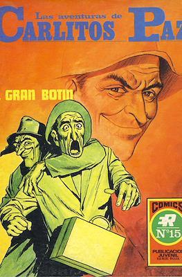 Historias Gáficas para Jóvenes (Serie Roja B) (Grapa. 1973) #15