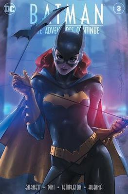 Batman: The Adventures Continue (Variant Cover) (Comic Book) #3.1
