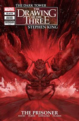 The Dark Tower: The Drawing of the Three - The Prisoner (Comic-book) #5
