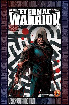 Wrath of the Eternal Warrior (Comic Book) #10