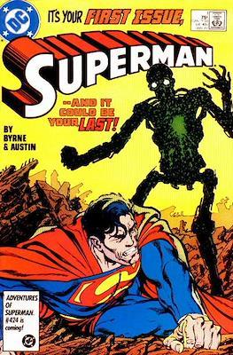 Superman Vol. 2 (1987-2006) #1