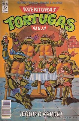 Aventuras Tortugas Ninja (Grapa) #13