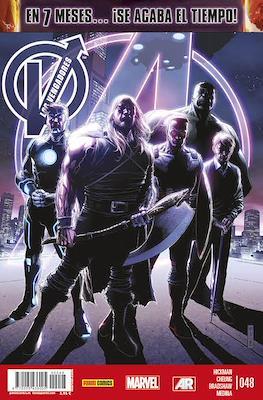 Los Vengadores Vol. 4 (2011-) (Grapa) #48