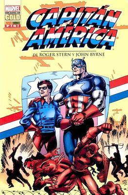Capitán América de Roger Stern y John Byrne (Rústica 96 pp) #2
