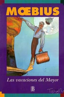 Moebius (Cartoné, 60 páginas (1994-1996)) #4