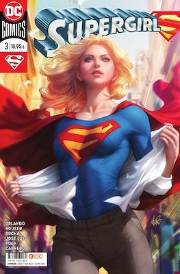 Supergirl. Renacimiento #3