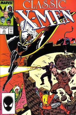 Classic X-Men / X-Men Classic #11