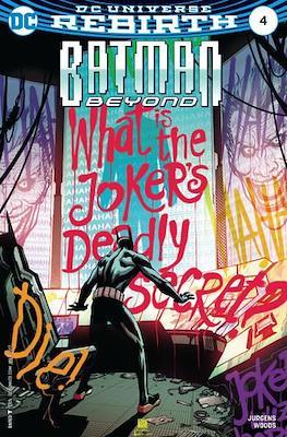 Batman Beyond (Vol. 6 2016-...) (Comic Book) #4