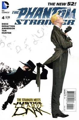 Trinity of Sin: The Phantom Stranger vol. 4 (2013-2014) (Grapa, 32 págs.) #4