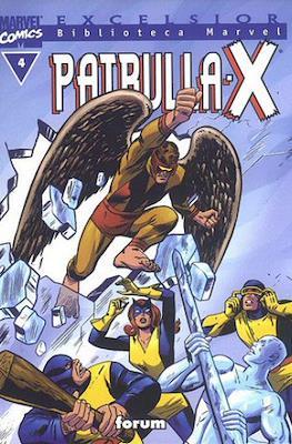 Biblioteca Marvel: Patrulla-X (2000-2001) (Rústica 160 pp) #4