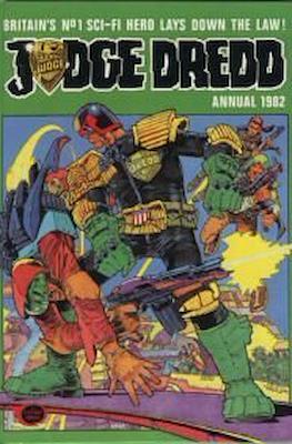 Judge Dredd Annual #2
