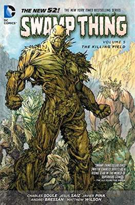 Swamp Thing Vol. 5 (2011-2015) (Softcover) #5