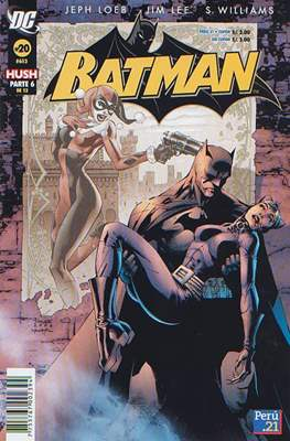 Batman: Hush (Grapa) #6