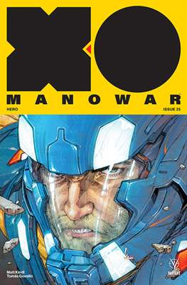 X-O Manowar Vol. 4 (2017) (Comic-book) #25