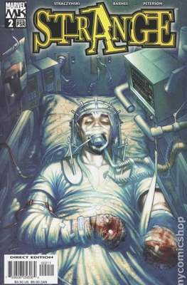 Strange Vol. 1 (2004-2005) (Comic Book) #2