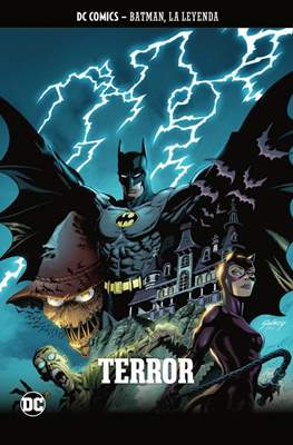 DC Comics - Batman, la leyenda #58