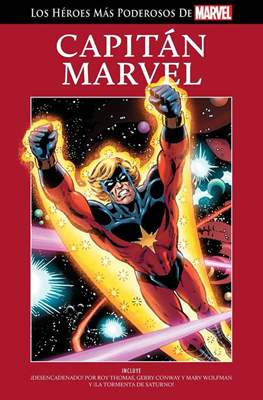 Los Héroes Más Poderosos de Marvel (Cartoné) #10