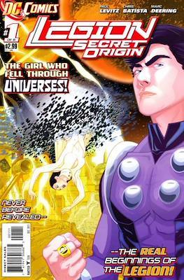 Legion Secret Origin