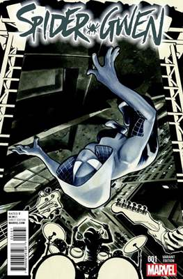 Spider-Gwen (Variant covers) #0.2