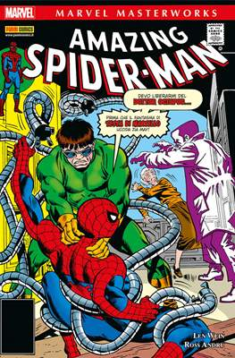 Marvel Masterworks (Cartoné) #114