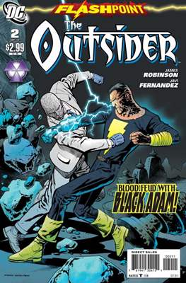 Flashpoint: The Outsider (Grapa) #2