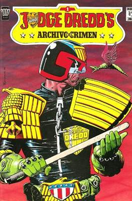 Judge Dredd`s. Archivo del crimen #1