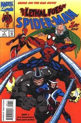 The Lethal Foes of Spider-Man Vol 1