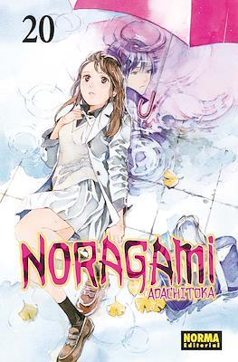 Noragami (Rústica con sobrecubierta) #20