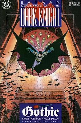Batman: Legends of the Dark Knight Vol. 1 (1989-2007) #6